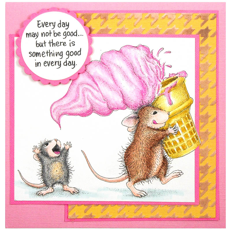 Stampendous - January 2017 House Mouse Stamps