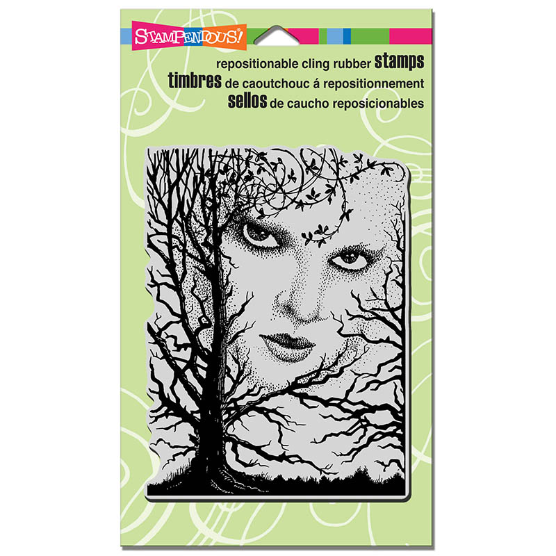 Stampendous - July 2016 Halloween Stamps