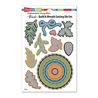 Stampendous - Cutting Die - Build A Wreath Die Set