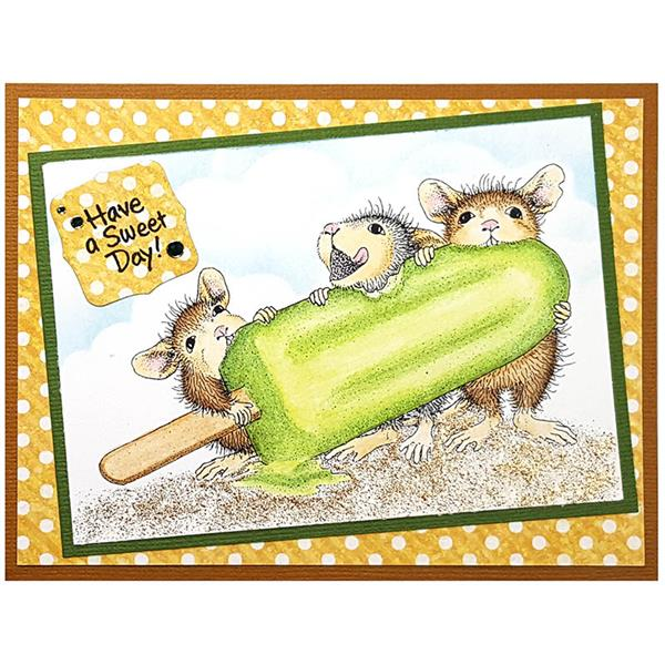 Stampendous - May 2017 House Mouse Stamps