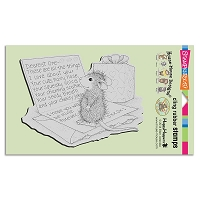 Stampendous Cling Mounted Rubber Stamps - House Mouse Designs - Dearest One