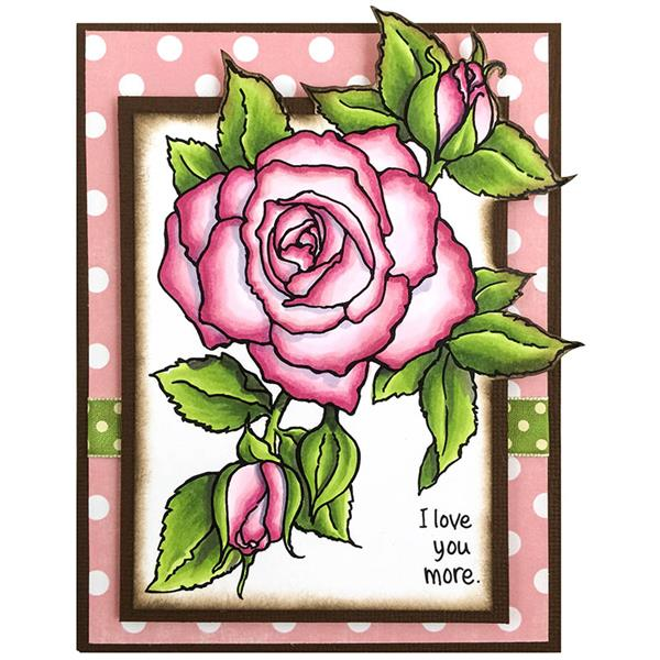 Stampendous - new rubber stamps (spring/easter/and more)