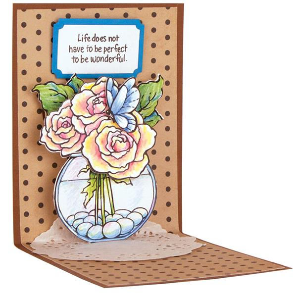 Stampendous - new stamps and dies