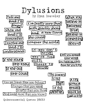 Dylusions - Cling Rubber Stamps - Quintessential Quotes