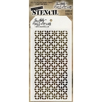 Stamper's Anonymous / Tim Holtz - Layering Stencil - Nordic