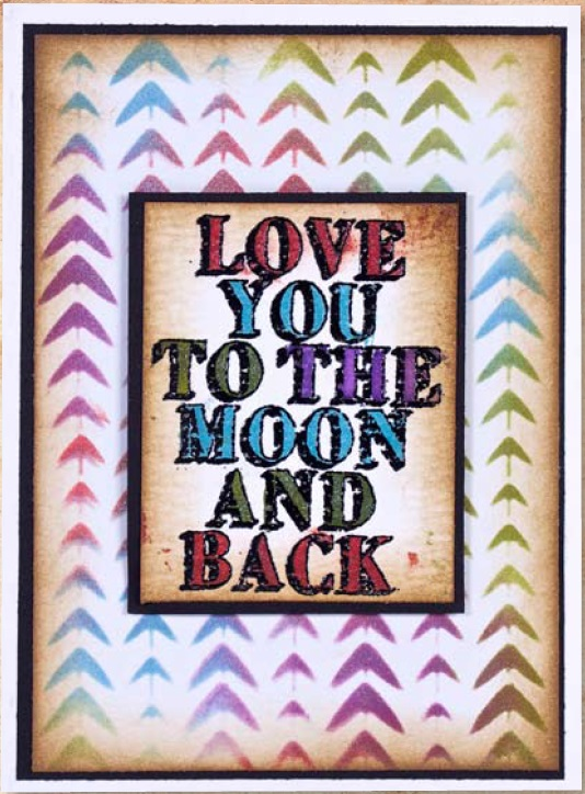Stamper's Anonymous/Tim Holtz Cling Stamps - February release
