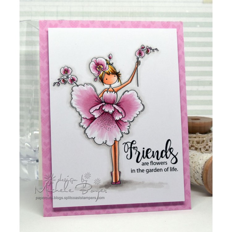 Stamping Bella - February release - Cling Stamps & Matching Dies