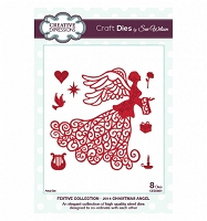 Sue Wilson - Festive Collection dies and rubber stamps