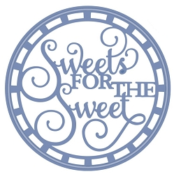 Sue Wilson Designs - Die - Kinetics Collection - Candy Machine Sweets for the Sweet