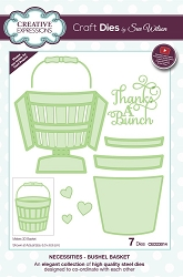 Sue Wilson Designs - Die - Necessities Collection - Bushel Basket