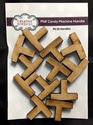 Sue Wilson Designs - Accessory - Kinetics Collection - Set of 12 Handles (for use with Candy Machine)