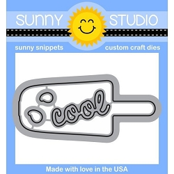 Sunny Studio - Cutting Dies - Perfect Popsicles