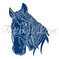Tattered Lace - Dies - Essentials Horse
