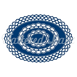 Tattered Lace - Dies - Pearl Pin Dot Ovals