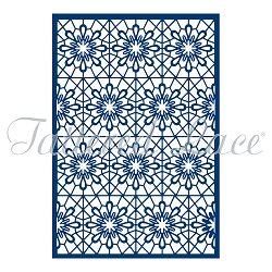 Tattered Lace - Dies - Floral Lace Background