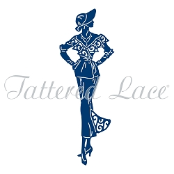 Tattered Lace - Dies - Jacqueline