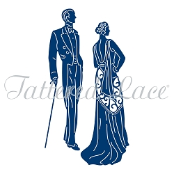 Tattered Lace - Dies - Deco Couple