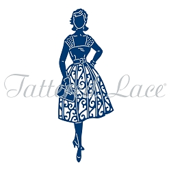 Tattered Lace - Dies - 60's Swing