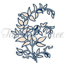 Tattered Lace - Dies - Whitework Sprig