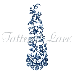 Tattered Lace - Dies - Paisley Climber