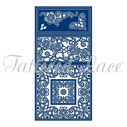 Tattered Lace - Dies - Ornamental Easel Card