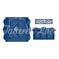 Tattered Lace - Dies - Essentials Picture Window (requires large format machine)