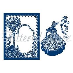 Tattered Lace - Dies - Country Manor Ida