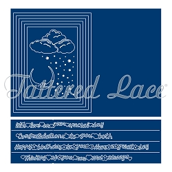 Tattered Lace - Dies - Tunnel Card