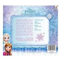 Tattered Lace - Embossing Folders - Disney Frozen Let It Go Embossing Folder