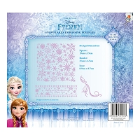 Tattered Lace - Embossing Folders - Disney Frozen Snowflakes Embossing Folders