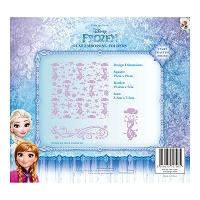 Tattered Lace - Embossing Folders - Disney Frozen Olaf Embossing Folders