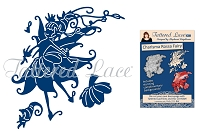 Tattered Lace - Dies - Charisma Rossa Fairy + CD-ROM