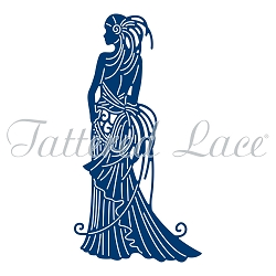 Tattered Lace - Dies - Essentials Glitz & Glam Clara