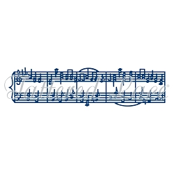 Tattered Lace - Dies - Essentials Musical Melody
