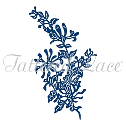 Tattered Lace - Dies - Essentials Honeysuckle
