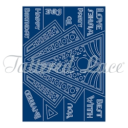 Tattered Lace - Dies - Essentials Art Deco Stepper Card (requires large format die cut machine)