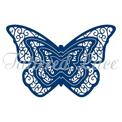 Tattered Lace - Dies - Essentials Butterflies set