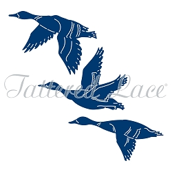 Tattered Lace - Dies - Essentials Flying Ducks