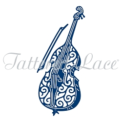 Tattered Lace - Dies - Essentials Jazz Double Bass