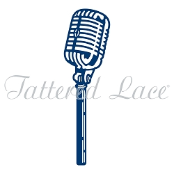 Tattered Lace - Dies - Essentials Jazz Microphone