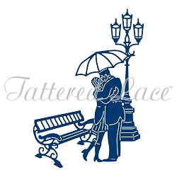 Tattered Lace - Dies - Essentials Couple Street Scene