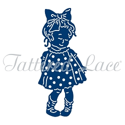 Tattered Lace - Dies - Lucy