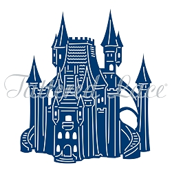 Tattered Lace - Dies - Fantasy Castle