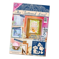 Tattered Lace - Magazine 19 + new dies