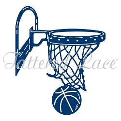 Tattered Lace - Dies - Vintage Basketball Net