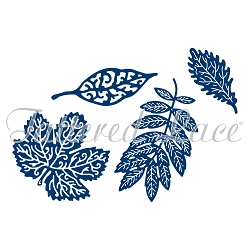 Tattered Lace - Dies - Blissful Foliage