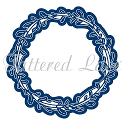 Tattered Lace - Dies - Engaging Elements Circle Frame