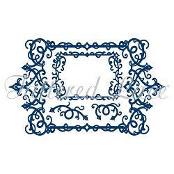 Tattered Lace - Dies - Illuminated Frame