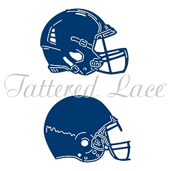 Tattered Lace - Dies - American Football Helmets