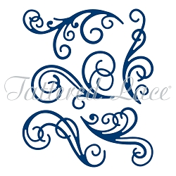 Tattered Lace - Dies - Delightful Flourishes